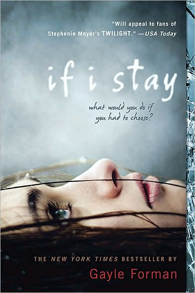 Novel Young If I Stay By Gayle Forman 1
