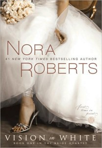 35616183 208x300 book review: vision in white, nora roberts