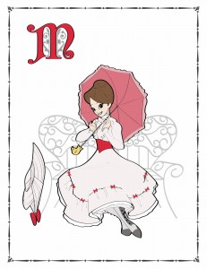 Mary Coloring page heather dixon 231x300 a coloring page!