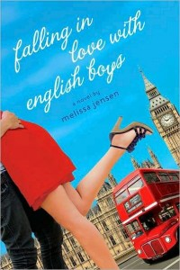 Falling in Love with English Boys, Melissa Jensen