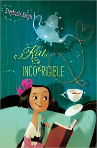 Kat, Incorrigible, Stephanie Burgis