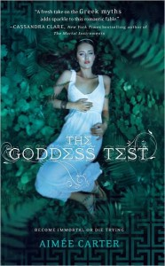 The Goddess Test, Aimée Carter