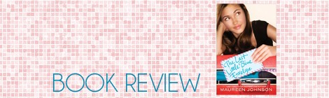 book review: the last little blue envelope, maureen johnson