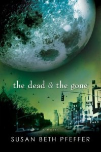 the dead & the gone, Susan Beth Pfeffer