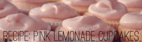recipe: pink lemonade cupcakes