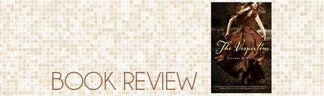 book review: the vespertine, saundra mitchell