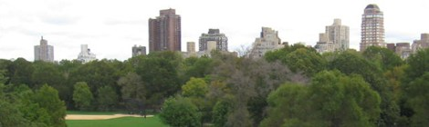 central park in photos