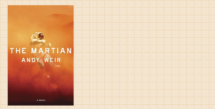 book review: the martian, andy weir